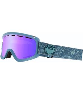 Маска Dragon D1 OTG Plex / Lumalens® Blue Ionized + Lumalens® Amber