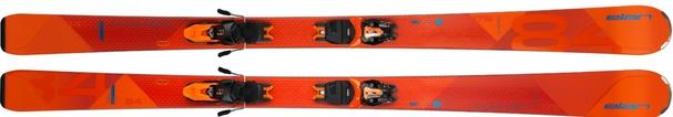 Горные лыжи Elan Amphibio 84 TI Fusion + крепления ELX 11.0