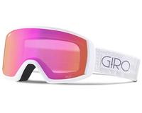 Маска Giro Gaze White Pocket Square / Amber Rose 40