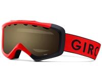 Маска Giro Grade Red Black Zoom / Amber Scarlet 40