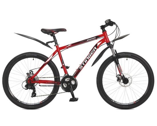 Велосипед Stinger Aragon 26 (2017)
