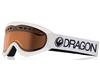 Маска Dragon DXS White / Lumalens® Amber