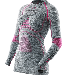 Термобелье X-Bionic рубашка Energy Accumulator Evo Melange Women