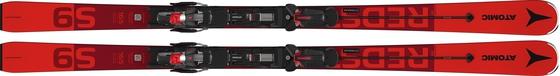 Горные лыжи Atomic Redster S9 + крепления X 12 GW
