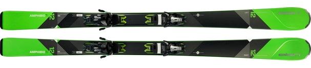 Горные лыжи Elan Amphibio 12Ti PS + крепления ELS 11