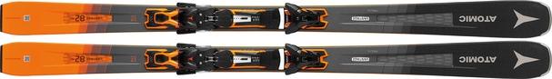 Горные лыжи Atomic Vantage 82 Ti + крепления FT 12 GW