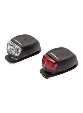 Комплект фонарей Schwinn Quick Wrap Light Set 11 lumens