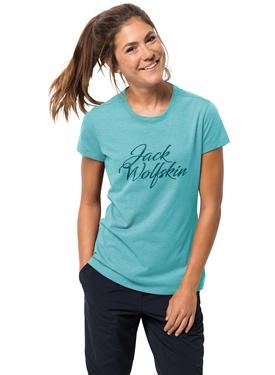 Футболка Jack Wolfskin Brand T W