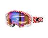Маска Oakley Splice Shaun White White Red / H.I. Persimmon