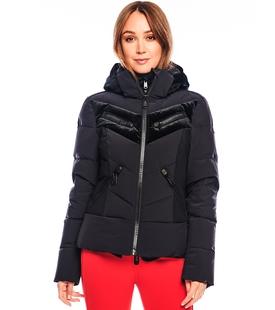 Куртка с мехом Goldbergh Idunn