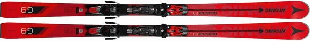 Горные лыжи Atomic Redster G9 + крепления X 12 TL