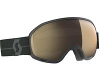 Маска Scott Unlimited II OTG LS Black Grey / Light Sensitive Bronze Chrome