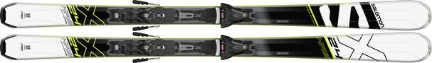 Горные лыжи Salomon 24 Hours Max + Z12