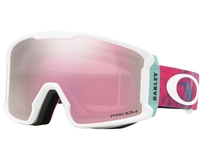 Маска Oakley Line Miner XM Tranquil Flurry Arctic Surf / Prizm Snow Hi Pink Iridium