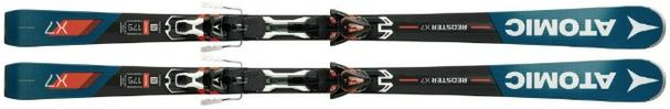 Горные лыжи Atomic Redster X7 + крепления XT 12