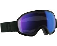 Маска Scott Unlimited II OTG Black / Illuminator Blue Chrome