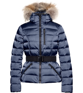 Куртка с мехом Goldbergh Soldis