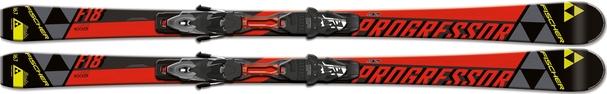 Горные лыжи Fischer Progressor F18 + RS11