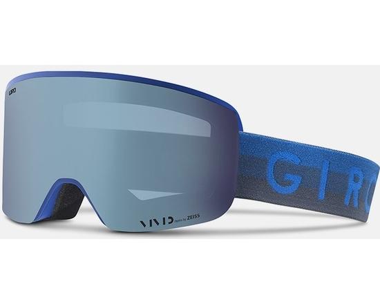 Маска Giro Axis Blue Horizon / Vivid Royal 18 + Vivid Infrared 62