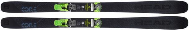 Горные лыжи Head Kore 93 + крепления Attack2 13 GW