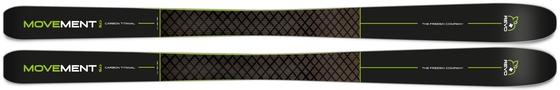 Горные лыжи Movement Revo Titanal 82 + крепления Freeski 110