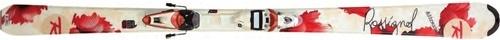 Горные лыжи с креплениями Rossignol Attraxion WTPI2 + Saphir 90L TPI2