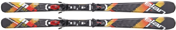 Горные лыжи Elan Morpheo 10 Ti Fusion + EL10