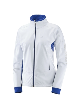 Куртка Salomon Lightning Warm Sshell Jacket W