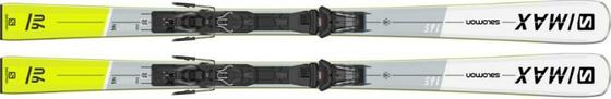 Горные лыжи Salomon S/Max 6 + крепления M10 GW L80 PM