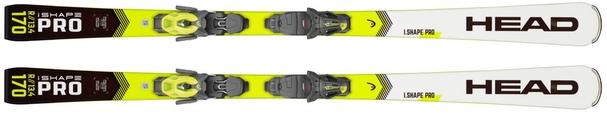 Горные лыжи Head Worldcup Rebels i.Shape Pro + крепления PR 11