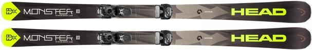 Горные лыжи Head Monster 83 X + крепления Attack² 11 GW