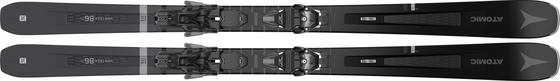 Горные лыжи Atomic Vantage 86 Ti + крепления Warden MNC 13