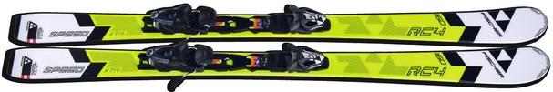 Горные лыжи Fischer XTR RC4 Speed + RS 10
