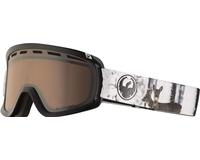 Маска Dragon D1 OTG Realm / Lumalens® Silver Ionized + Dark Smoke
