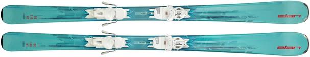 Горные лыжи Elan Delight Charm Light Shift + крепления ELW 9.0