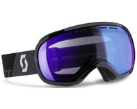 Маска Scott Off-Grid Black / Illuminator Blue Chrome