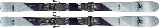 Горные лыжи Stockli Stormrider 88 + крепления DXM 13