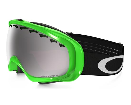 Маска Oakley Crowbar Olympic Green / Prizm Black Iridium
