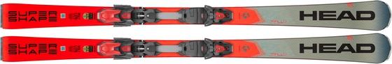 Горные лыжи Head Supershape i.Rally + крепления PRD 12 GW