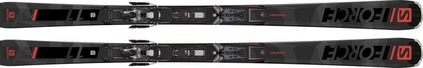 Горные лыжи Salomon S/Force 11 + крепления X 12 TL GW