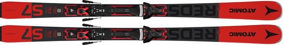Горные лыжи Atomic Redster S7 + крепления F 12 GW