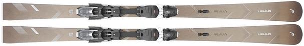 Горные лыжи Head Premium + крепления PRD 14