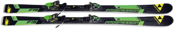 Горные лыжи Fischer Progressor F19 Ti + RSX12