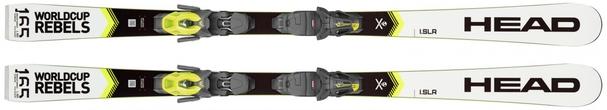 Горные лыжи Head Worldcup Rebels i.SLR + крепления PR 11 GW