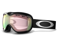 Маска Oakley Stockholm Jet Black/VR50 Pink Iridium