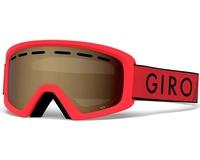 Маска Giro Rev Red Black Zoom / Amber Rose 40
