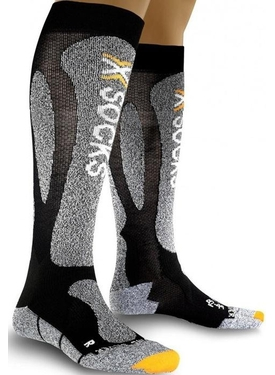 Носки X-Socks Ski Carving Silver
