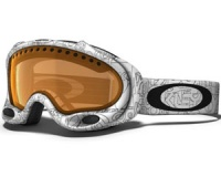 Маска Oakley A-Frame White Factory Text/Persimmon