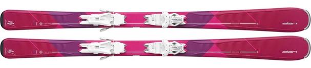 Горные лыжи Elan Zest LS + ELW 9.0