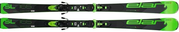 Горные лыжи Elan SL Fusion + крепления ELX 11.0